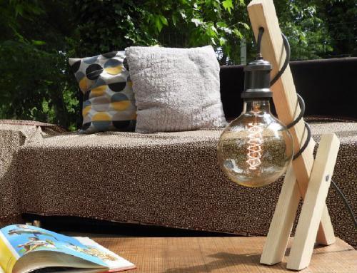 Arti's#27 L'Atelier Pellegrin : décoration en bois recyclé