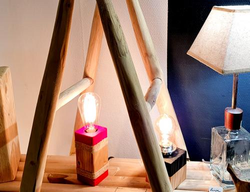 L'Atelier Pellegrin : décoration en bois recyclé