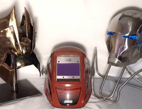 Arti's#20 Noël Ly : ferronnier – objest décorations en métal