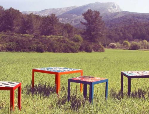 Arti's#28 Fanny Collomb : tables gigognes