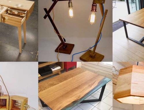 Arti's#32 Yann Lecoz : atelier Ossature