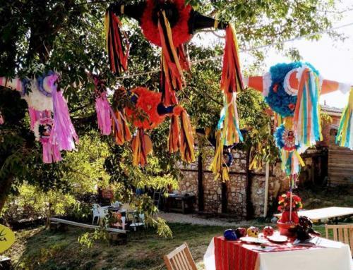 Arti's#34 La Pignatta by Kathya : piñatas mexicaines
