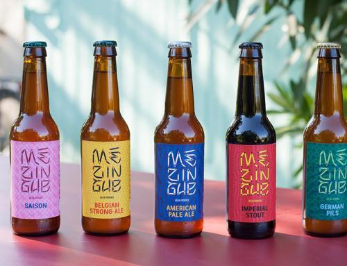 Valentin Simon : brasseur aux bières artisanales stylées