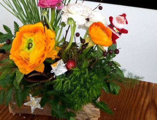 Nicole Zwickert : atelier floral
