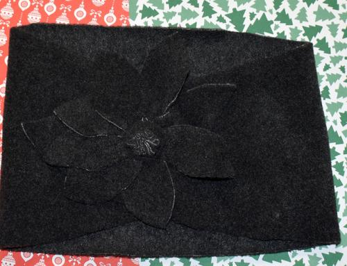 Sylvie Kameni : création d'un bandeau en tissu