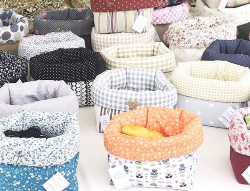 Véronique Seurat : créations de textiles utiles