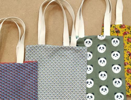 Atelier couture : fabriquez votre tote bag