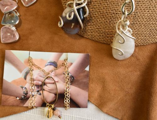 Cathy Paule Créations, beauté des pierres et gamme de bijoux