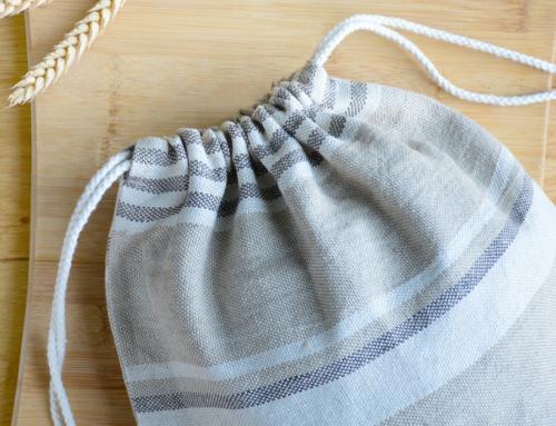 Atelier couture : fabriquez votre sac à vrac