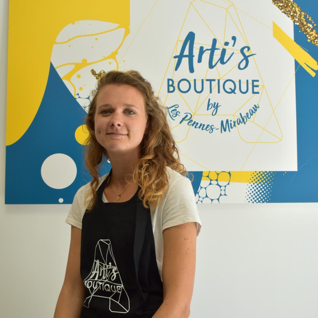 Agathe Perrin l'atelier d'Agathe