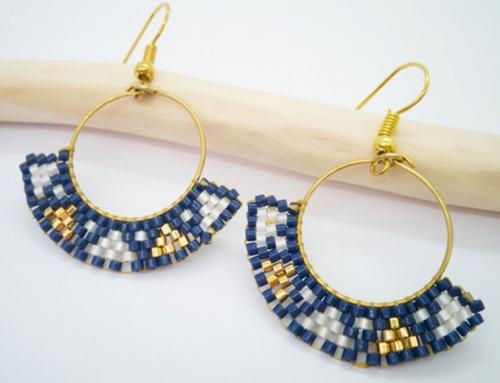 Agathe Perrin : Des bijoux fantaisie à la délicate finesse