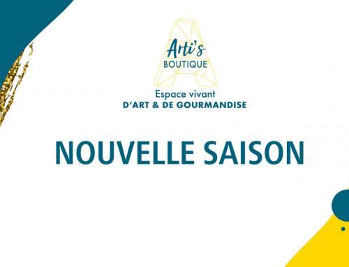 Arti's Boutique by nouvelle saison !